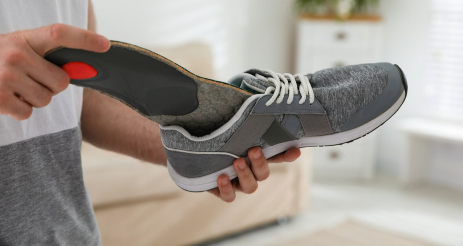 fves showing the concept of Orthotics